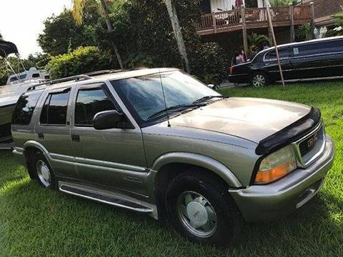 2000 GMC Jimmy for sale in Hollywood, FL