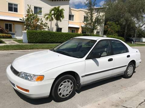 1996 Honda Accord for sale in Hollywood, FL