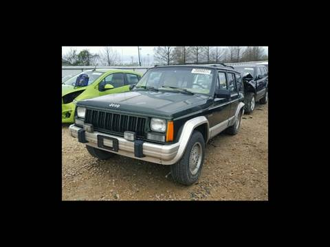 1996 Jeep Cherokee for sale in Hollywood, FL