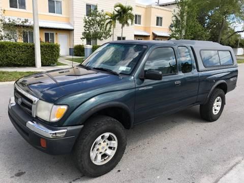 Used 1998 Toyota Tacoma For Sale Carsforsale Com
