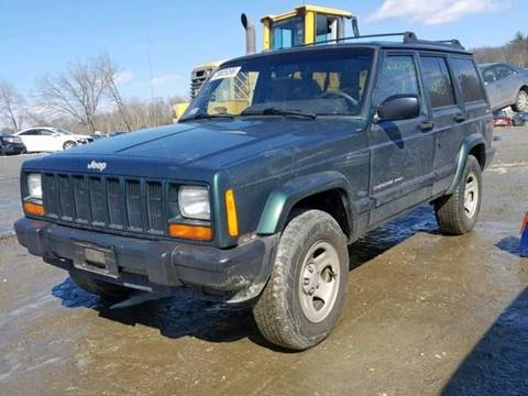 2001 Jeep Cherokee for sale in Hollywood, FL