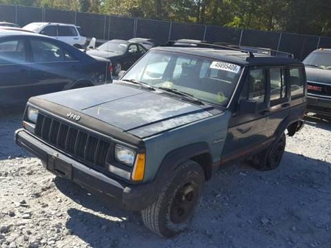 1995 Jeep Cherokee for sale in Hollywood, FL