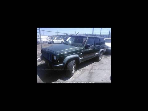 1997 Jeep Cherokee for sale in Hollywood, FL