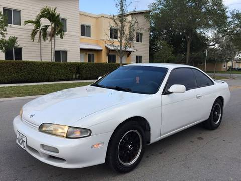 1995 Nissan 240sx For Sale In Hollywood Fl