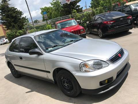 1996 Honda Civic for sale in Hollywood, FL