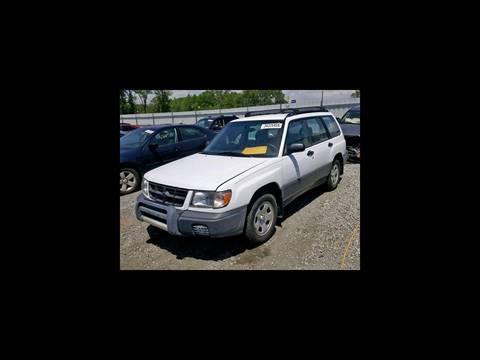 1999 Subaru Forester for sale in Hollywood, FL