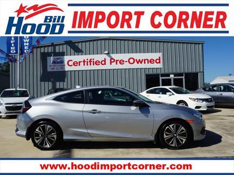 2017 Honda Civic for sale in Hammond, LA