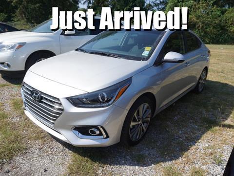 2018 Hyundai Accent for sale in Hammond, LA