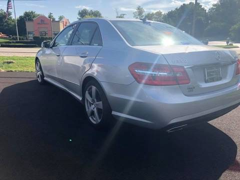2010 Mercedes-Benz E-Class for sale at NJ Quality Auto Sales LLC in Richmond IL