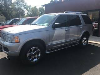 2005 Ford Explorer for sale at NJ Quality Auto Sales LLC in Richmond IL