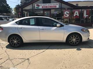 2013 Dodge Dart for sale at NJ Quality Auto Sales LLC in Richmond IL