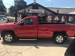 2014 Chevrolet Silverado 1500 for sale at NJ Quality Auto Sales LLC in Richmond IL