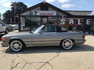 1983 Mercedes-Benz 380-Class for sale at NJ Quality Auto Sales LLC in Richmond IL