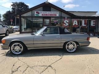 1983 Mercedes-Benz 380-Class for sale at NJ Quality Auto Sales LLC in Richmond IL