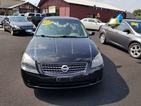 2005 Nissan Altima for sale at NJ Quality Auto Sales LLC in Richmond IL