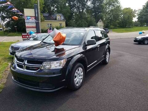2013 Dodge Journey for sale at NJ Quality Auto Sales LLC in Richmond IL