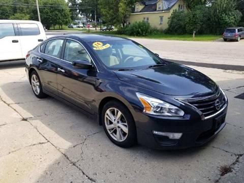 2014 Nissan Altima for sale at NJ Quality Auto Sales LLC in Richmond IL