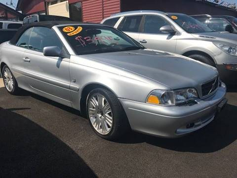 2003 Volvo C70 for sale at NJ Quality Auto Sales LLC in Richmond IL
