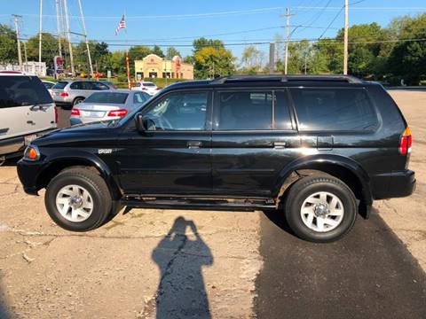 2003 Mitsubishi Montero Sport for sale at NJ Quality Auto Sales LLC in Richmond IL