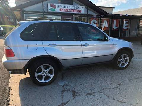 2003 BMW X5 for sale at NJ Quality Auto Sales LLC in Richmond IL