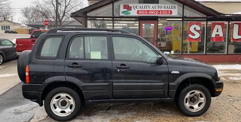 2001 Suzuki Grand Vitara for sale in Richmond, IL