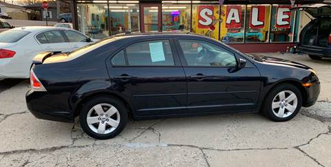 2008 Ford Fusion for sale at NJ Quality Auto Sales LLC in Richmond IL