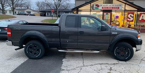 2005 Ford F-150 for sale at NJ Quality Auto Sales LLC in Richmond IL