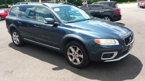 2009 Volvo XC70 for sale at NJ Quality Auto Sales LLC in Richmond IL