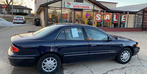 2000 Buick Century for sale at NJ Quality Auto Sales LLC in Richmond IL