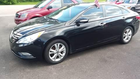 2011 Hyundai Sonata for sale at NJ Quality Auto Sales LLC in Richmond IL