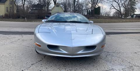 1995 Pontiac Firebird for sale in Richmond, IL