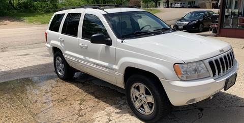 2001 Jeep Grand Cherokee for sale at NJ Quality Auto Sales LLC in Richmond IL