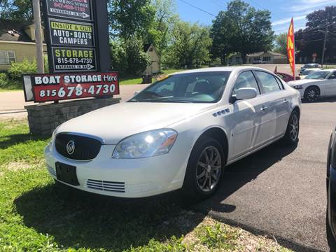 2006 Buick Lucerne for sale at NJ Quality Auto Sales LLC in Richmond IL