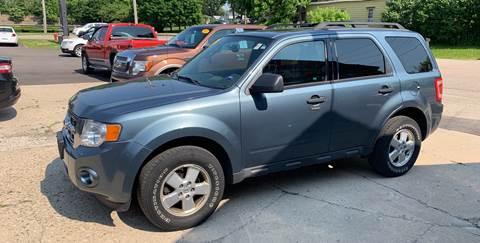 2011 Ford Escape for sale at NJ Quality Auto Sales LLC in Richmond IL