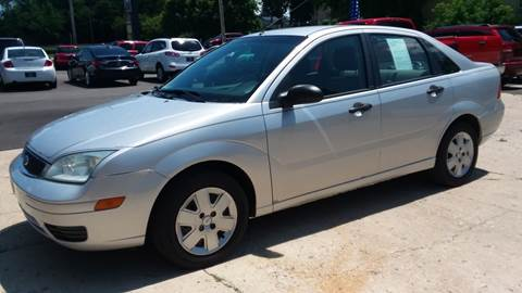 2006 Ford Focus for sale at NJ Quality Auto Sales LLC in Richmond IL