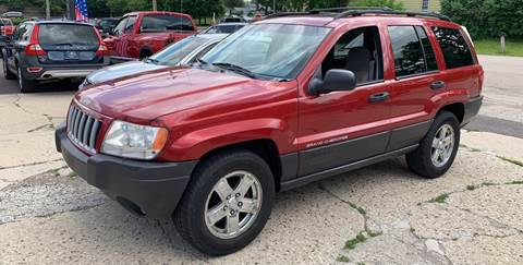 2004 Jeep Grand Cherokee for sale at NJ Quality Auto Sales LLC in Richmond IL