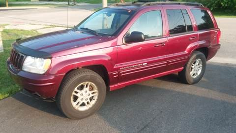 2000 Jeep Grand Cherokee for sale at NJ Quality Auto Sales LLC in Richmond IL