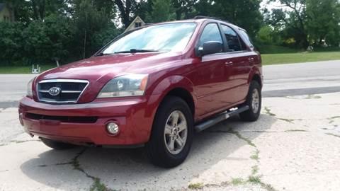 2005 Kia Sorento for sale at NJ Quality Auto Sales LLC in Richmond IL