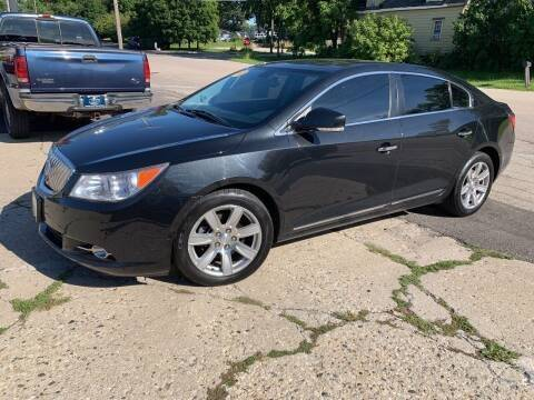 2010 Buick LaCrosse for sale at NJ Quality Auto Sales LLC in Richmond IL