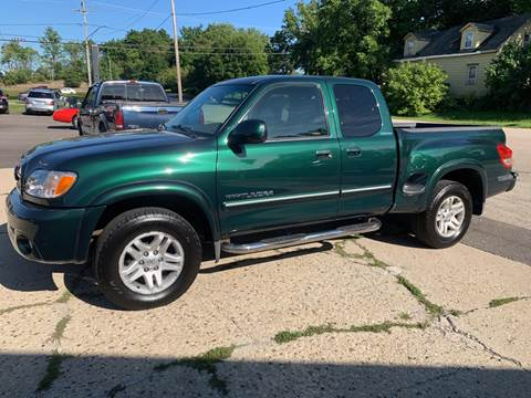 2003 Toyota Tundra for sale at NJ Quality Auto Sales LLC in Richmond IL