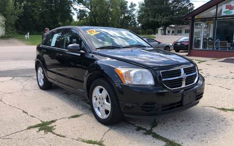 2009 Dodge Caliber for sale at NJ Quality Auto Sales LLC in Richmond IL