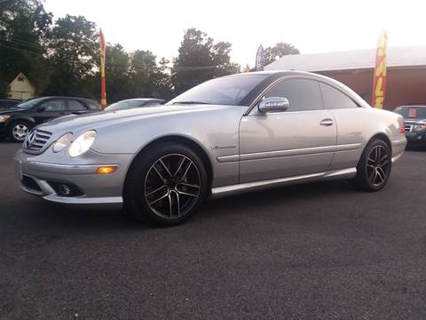 2003 Mercedes-Benz CL-Class for sale in Richmond, IL