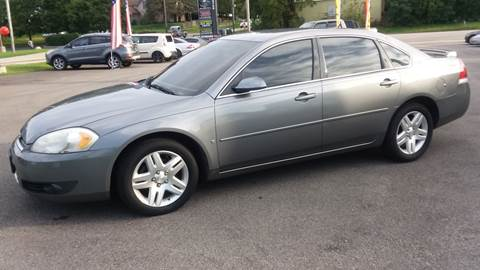 2006 Chevrolet Impala for sale at NJ Quality Auto Sales LLC in Richmond IL