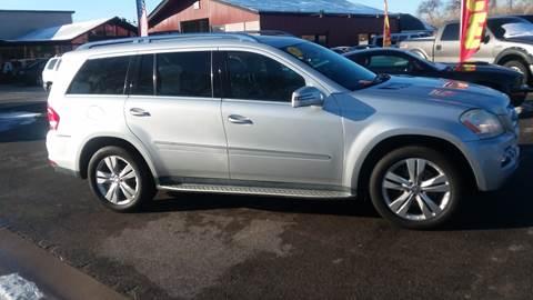 2011 Mercedes-Benz GL-Class for sale at NJ Quality Auto Sales LLC in Richmond IL