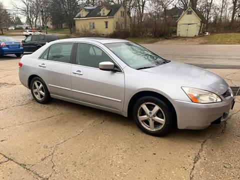 2004 Honda Accord for sale at NJ Quality Auto Sales LLC in Richmond IL
