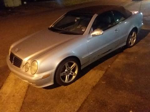 2003 Mercedes-Benz CLK for sale at NJ Quality Auto Sales LLC in Richmond IL