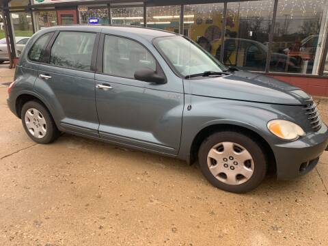 2006 Chrysler PT Cruiser for sale at NJ Quality Auto Sales LLC in Richmond IL