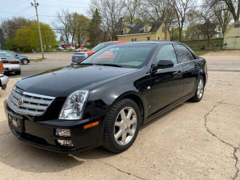 2006 Cadillac STS for sale at NJ Quality Auto Sales LLC in Richmond IL