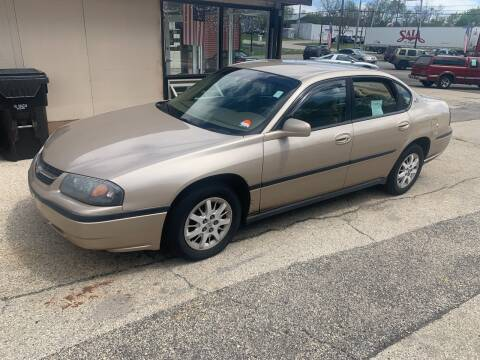 2000 Chevrolet Impala for sale at NJ Quality Auto Sales LLC in Richmond IL
