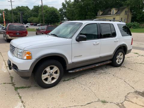 2004 Ford Explorer for sale at NJ Quality Auto Sales LLC in Richmond IL